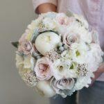 Букет невесты «нежная классика»