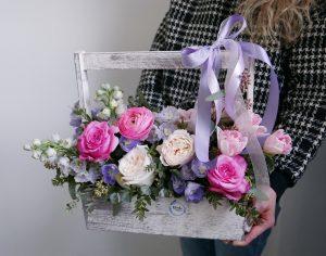 Оригинальный свадебный букет