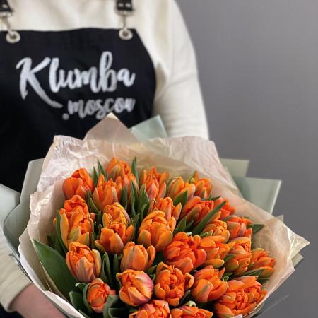 """27 Тюльпанов """"Оранж Принцесс"""""""